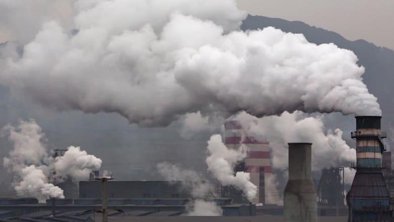 فيروس كورونا.. سماء الصين تعود إلى اللون الأزرق بعد أشهر من الأدخنة الكثيفة