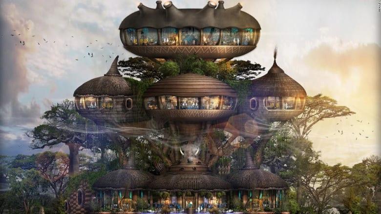 حديقة الحيوان البشرية في الصين ومليون دولار مقابل كل غرفة