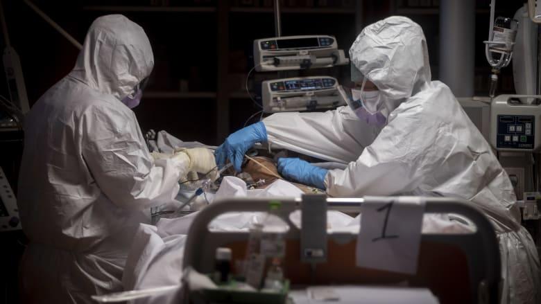 وفاة 63 طبيباً في إيطاليا بسبب فيروس كورونا