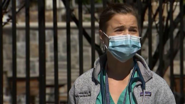 ممرضة في نيويورك: عمري 28 عاماً وأكتب وصيتي