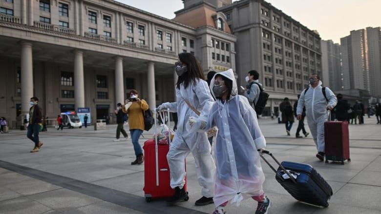 بؤرة فيروس كورونا الأصلية ووهان ترفع قيود الإغلاق عن المدينة