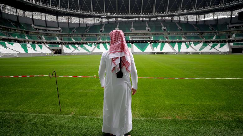 صورة أرشيفية لأحد الملاعب في قطر