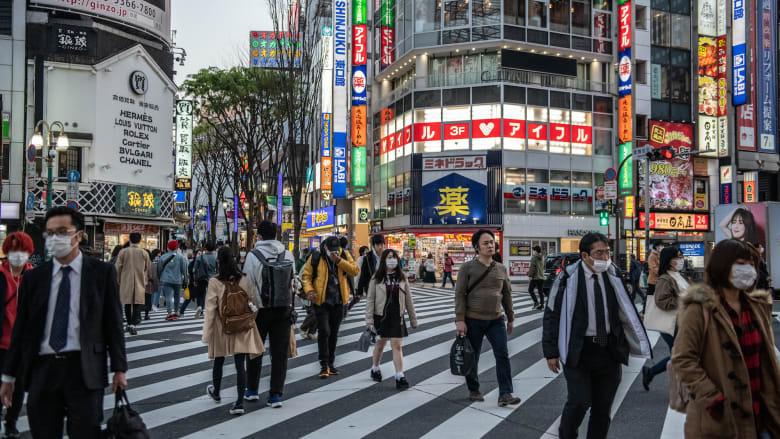ليس كما تتخيلون.. اليابان قد تكون على حافة الهاوية بسبب فيروس كورونا