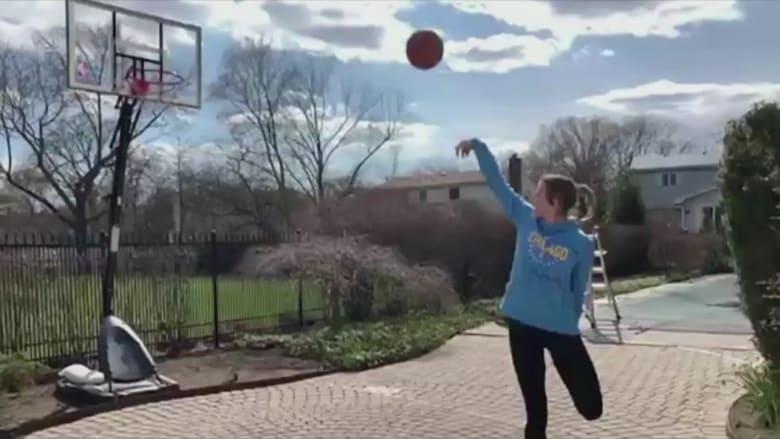 """دوري كرة السلة الأمريكي للمحترفين يطلق بطولة جديدة """"عن بعد"""""""