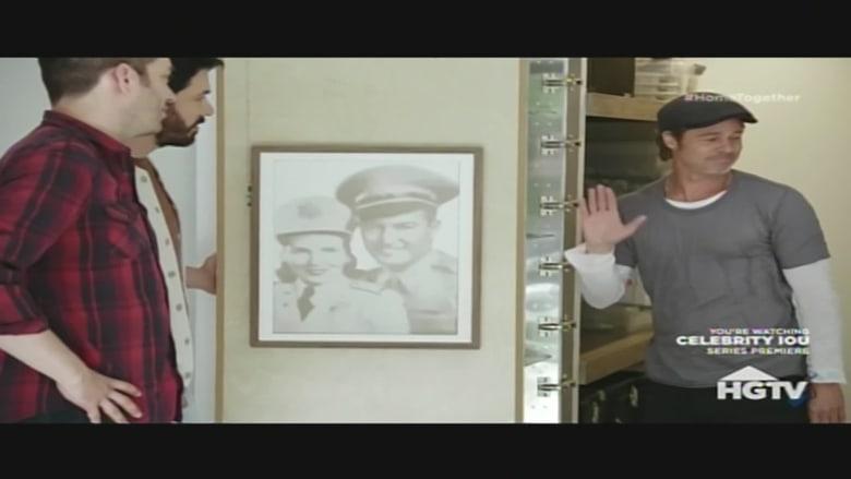 شاهد.. تأثر براد بيت وبكاءه خلال برنامج تلفزيوني عن المشاهير