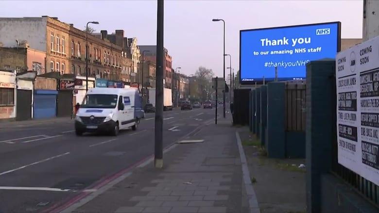 في لفتة إنسانية.. إلقاء تحية لجميع العمال المهاجرين في القطاع الصحي ببريطانيا