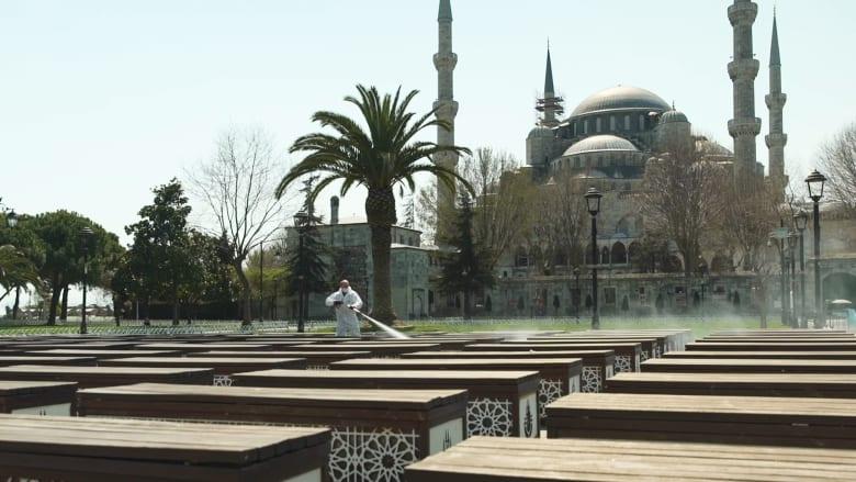 هل تخاطر تركيا في استجابتها لمواجهة فيروس كورونا؟