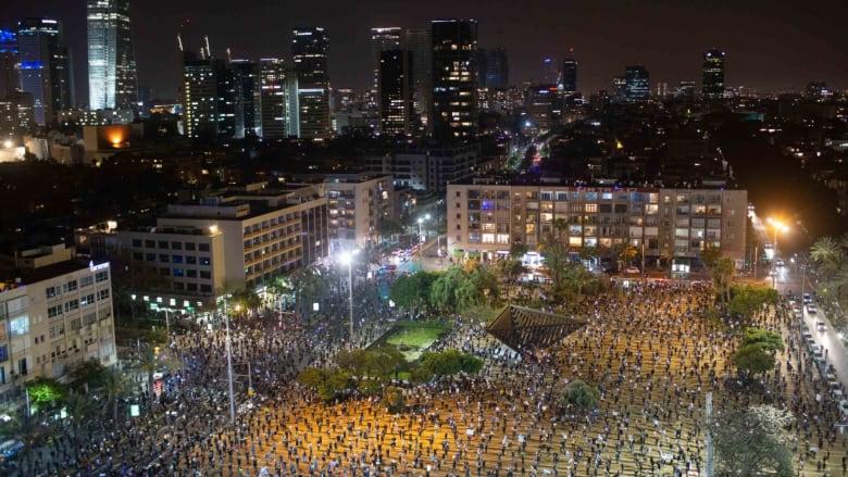 في زمن فيروس كورونا.. هكذا تبدو التظاهرات