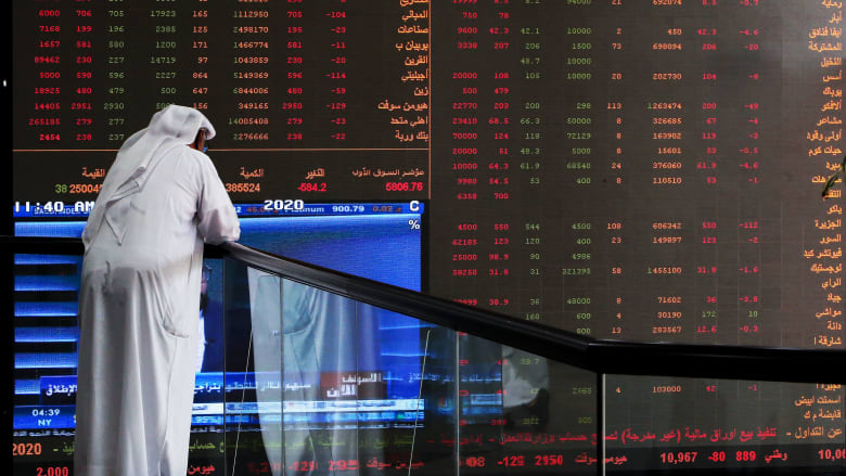 كيف أثر انهيار أسعار النفط الأمريكي على أسواق الخليج؟