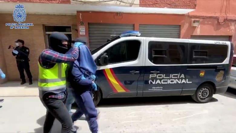 """إسبانيا تعتقل مصريا """"أحد أكثر الإرهابيين المطلوبين بتنظيم داعش"""""""