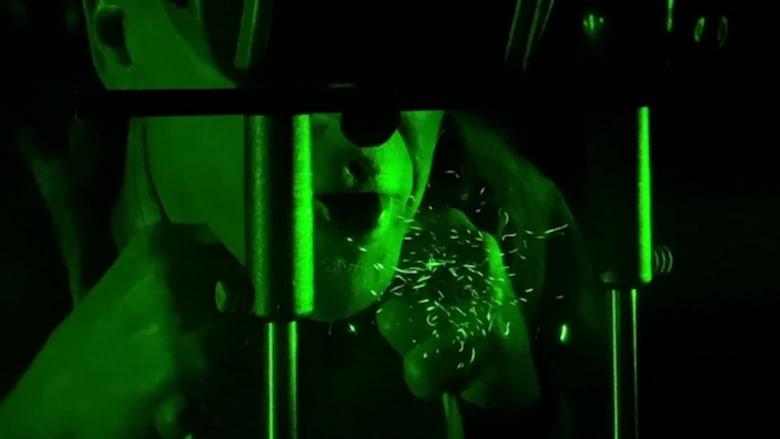 فيروس كورونا.. كاميرا عالية الحساسية ترصد كيف تنتقل العدوى بمجرد التحدث