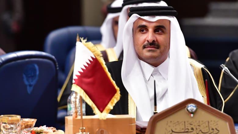 أمير قطر يتصل برئيس إيران.. فماذا دار بينهما حول التوتر بين طهران وأمريكا؟