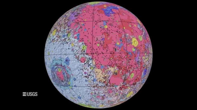 """إطلاق أول """"خريطة طريق"""" رسمية للقمر"""