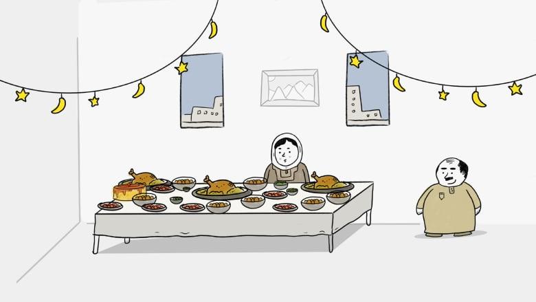 رمضانك سليم مع أبو سعدون: هكذا تتجنب إسراف الطعام في رمضان