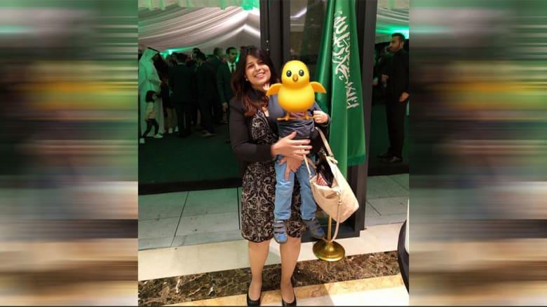 علياء شقيقة السعودية المعتقلة لجين الهذلول
