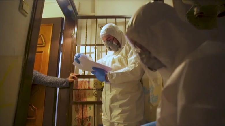 كورونا في تركيا.. هكذا تعمل فرق متابعة مخالطي المرضى لاحتواء الانتشار