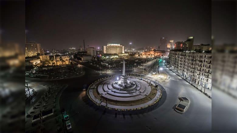 كانت بالأقصر..كباش الكرنك الأربعة تصل إلى ميدان التحرير بالقاهرة