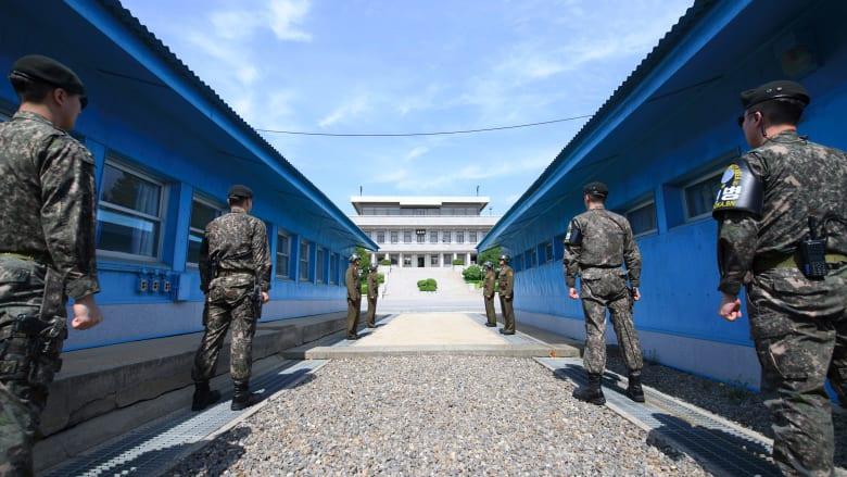 بعد ظهور كيم جونغ أون بيوم.. تبادل لإطلاق النار عبر الحدود بين كوريا الشمالية وكوريا الجنوبية