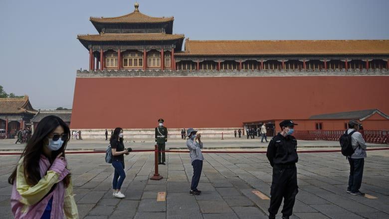 الصين تسجل 85 مليون سائح محلي في النصف الأول من عطلة عيد العمال