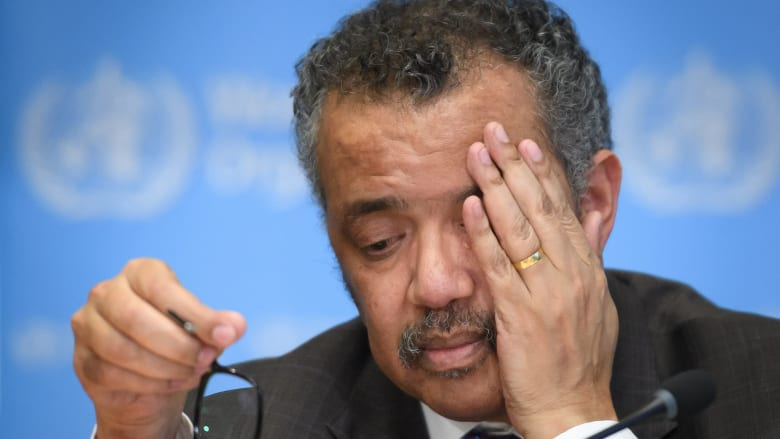 مدير منظمة الصحة العالمية: ستنتهي جائحة كورونا لكن العمل لن يعود كما كان أبدا