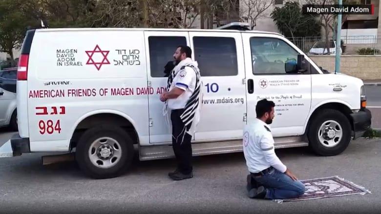كيف أزال فيروس كورونا الحدود بين الأديان في إسرائيل؟