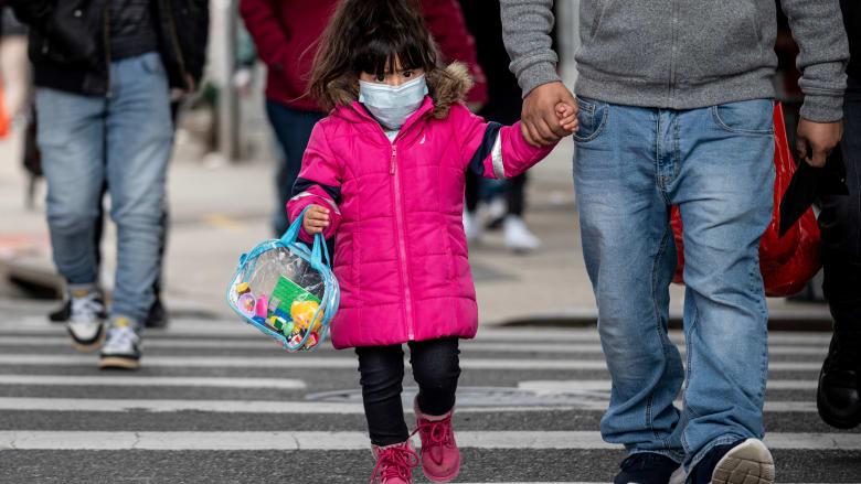 قد لا يكون الأطفال بأمان .. 3 أطفال يموتون بسبب مرض التهابي قد تكون مرتبطة بفيروس كورونا
