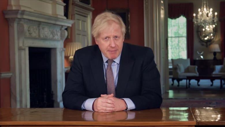 """ملامح خطة جونسون لتخفيف قيود كورونا في بريطانيا """"إذا لم ترتفع المعدلات"""""""