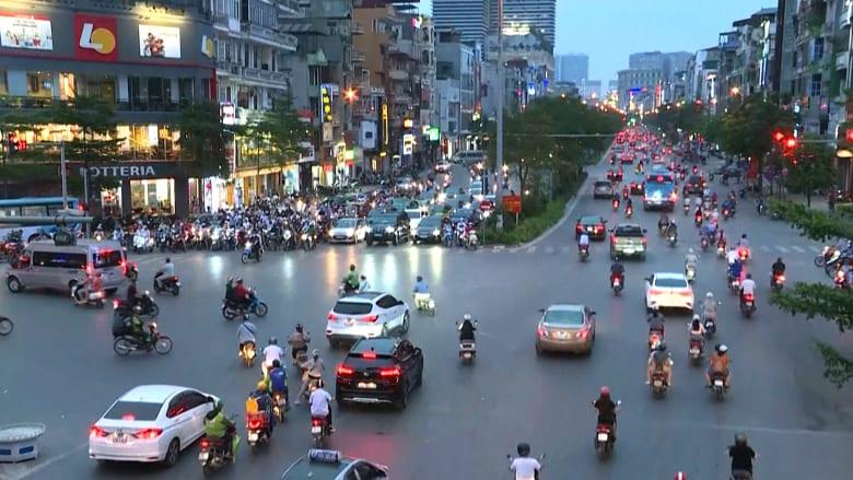 هكذا تبدو فيتنام مع وجود 300 إصابة كورونا دون حدوث وفيات