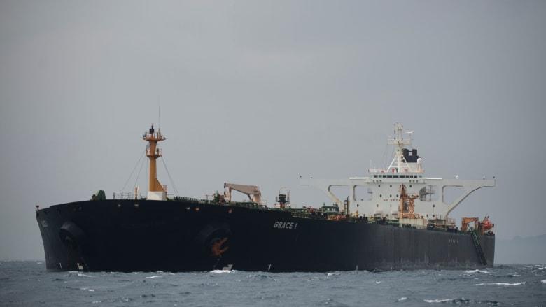 ظريف يحذر أمريكا بعد تعطيل مسار ناقلات نفط إيرانية في طريقها إلى فنزويلا