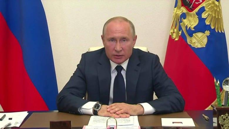 هبوط شعبية بوتين مع ارتفاع عدد إصابات كورونا في روسيا