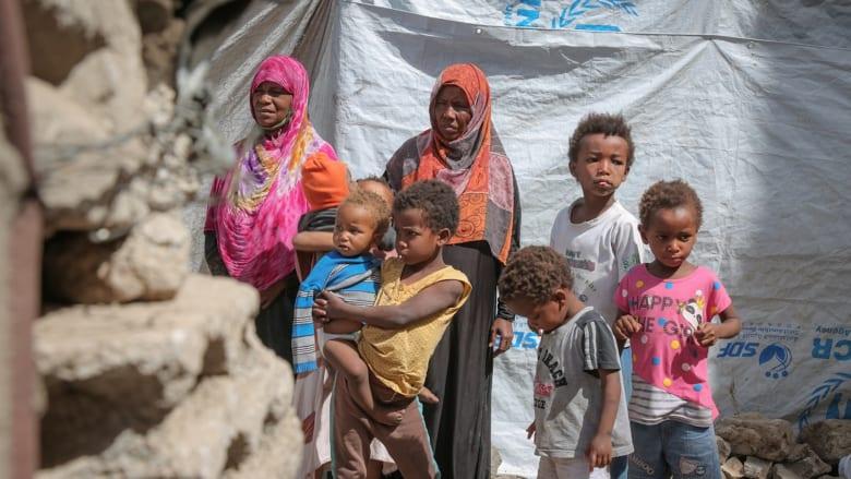 دعم المفوضية للاجئين في اليمن