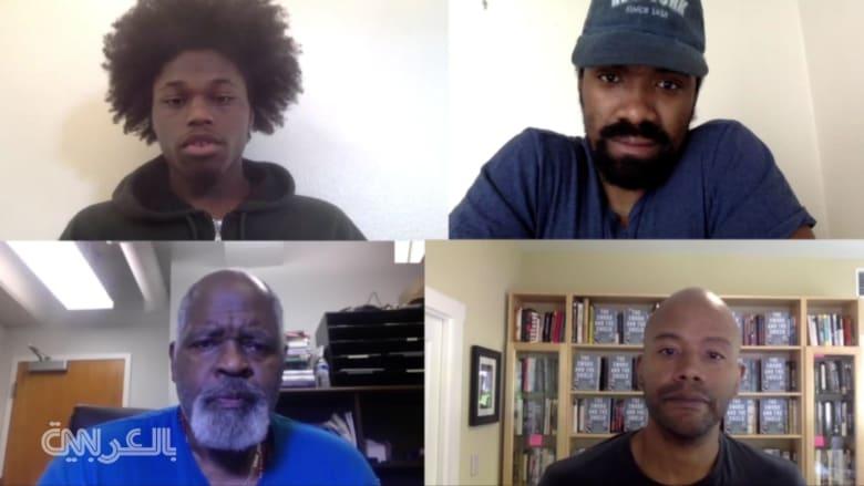 أربعة أجيال من الأمريكيين السود: نحن عالقون في كبسولة زمنية