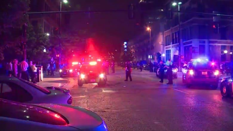 """صاحب """"حانة"""" يقتل رجلا أسود وسط المظاهرات دون مواجهة تهم بأمريكا"""