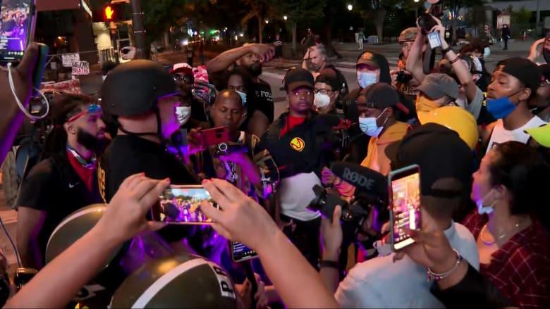 مركز السيطرة على الأمراض يحذر من تضاعف انتشار فيروس كورونا في أمريكا بسبب الاحتجاجات