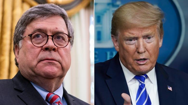 وزير العدل الأمريكي يثير الجدل من جديد حول نزول ترامب لقبو البيت الأبيض خلال الاحتجاجات