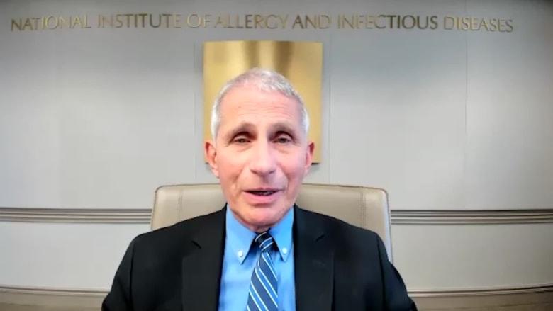 """الدكتور أنتوني فاوتشي: فيروس كورونا """"أسوأ كابوس لي"""""""