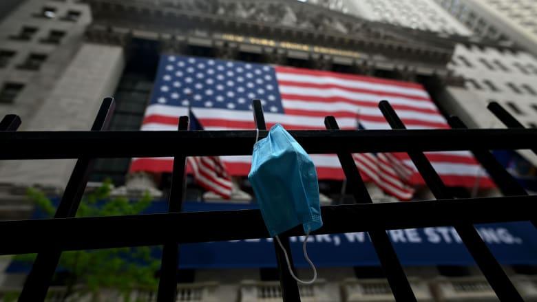 بسبب كورونا.. أمريكا رسمياً في حالة ركود اقتصادي