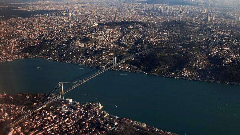 صورة أرشيفية لمدينة إسطنبول التركية