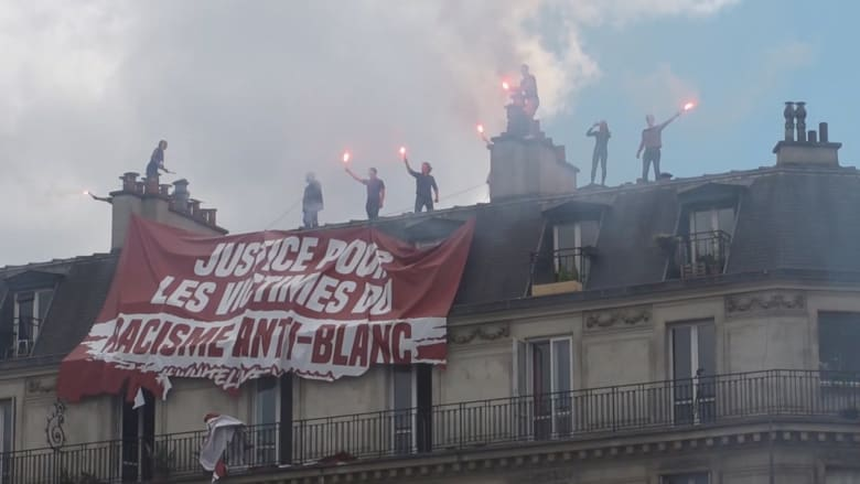 احتجاجات كبيرة في باريس ضد وحشية الشرطة