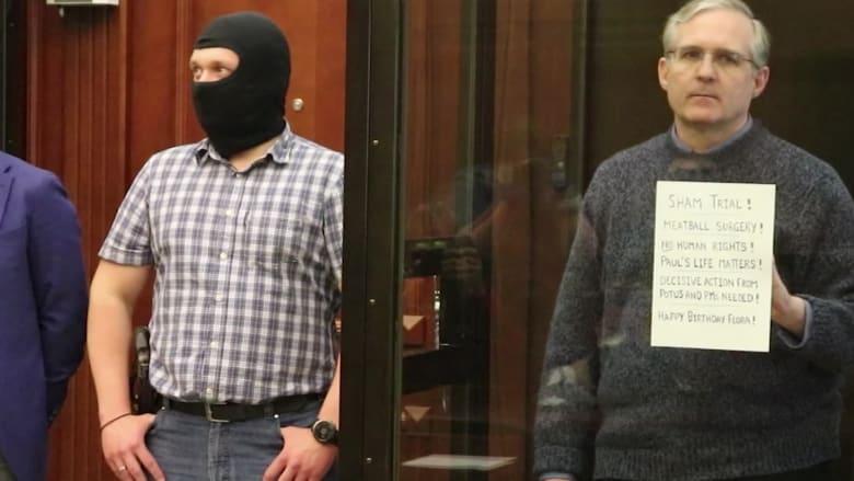 """""""استهزاء بالعدالة"""".. انتقادات أمريكية لحكم روسي بسجن جندي سابق بتهمة التجسس"""