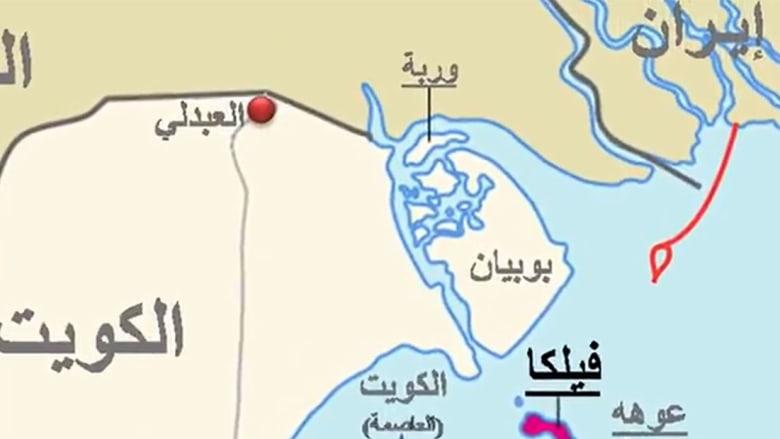 الكويت تنشر فيديو إحباط عملية تهريب مخدرات بحرا