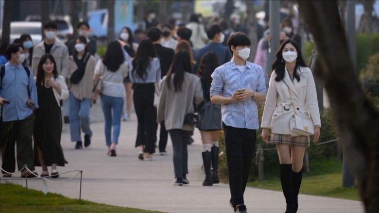 كوريا الجنوبية: نعتقد أننا نمر بموجة ثانية من فيروس كورونا