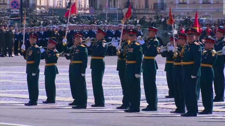 بمشاركة آلاف الجنود.. كيف احتفلت روسيا بذكرى النصر على النازية رغم تفشي كورونا؟