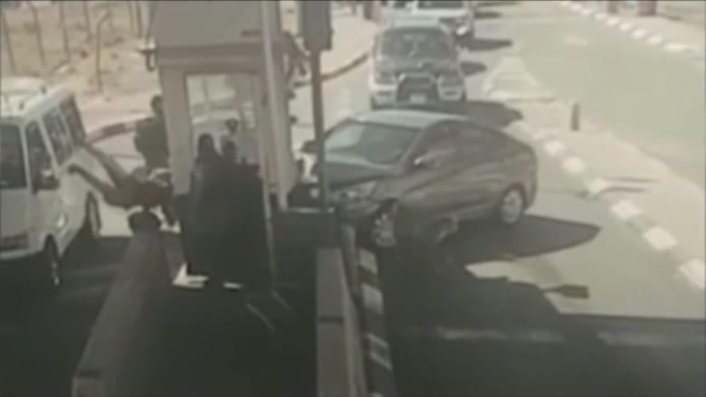 الشرطة الإسرائيلية تنشر فيديو مقتل أحمد عريقات