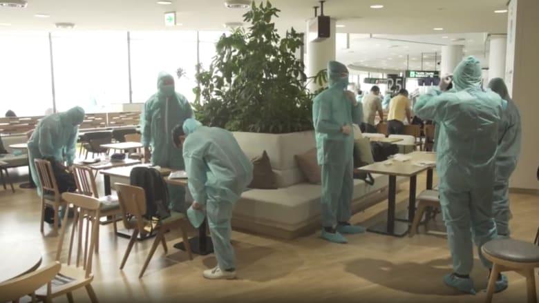 اليابان تتحدى فيروس كورونا وتفتتح فقاعة سفر إلى فيتنام