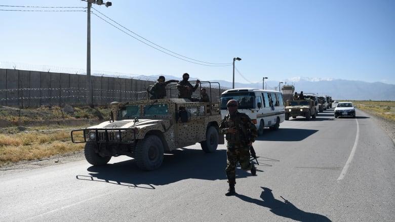 مسؤول أوروبي لـCNN: الاستخبارات الروسية عرضت مكافآت لطالبان مقابل قتل قوات التحالف بأفغانستان