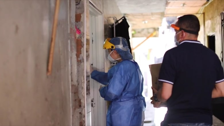 حصيلة إصابات كورونا في كولومبيا تتخطى نظيرتها في الصين