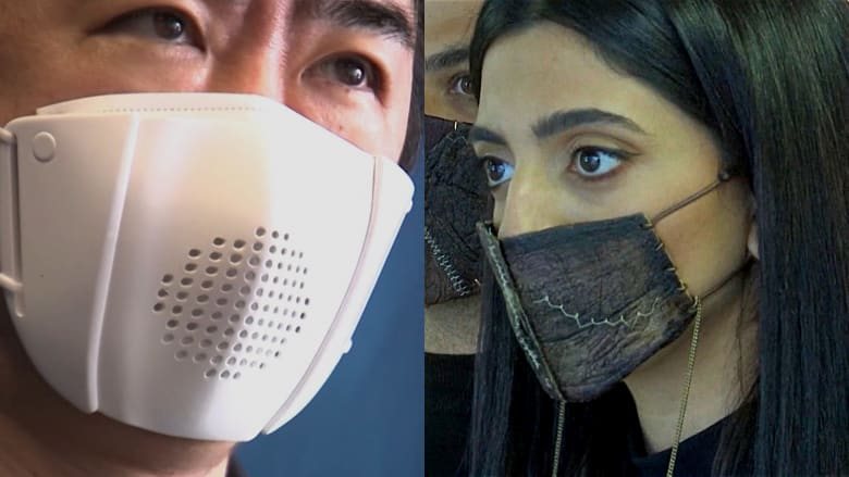 من اليابان إلى الأردن.. ابتكارات جديدة لتحسين الكمامات