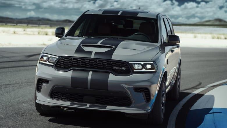 دودج دورانجو الجديدة بـ710 أحصنة.. هل تكون أقوى سيارة SUV؟