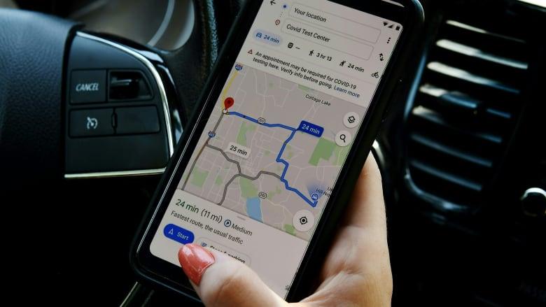 خرائط غوغل تطرح ميزات جديدة لمساعدة الأشخاص على التنقل عبر نقاط كورونا الساخنة